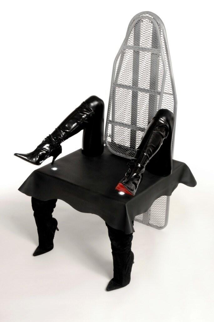 Мебель, которая не понравится феминисткам (22 фото)