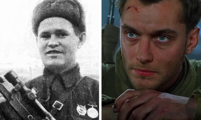 Иностранные актеры сыгравшие реальных исторических личностей (15 фото)