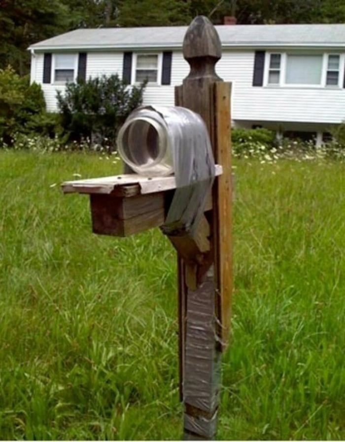 Очень необычные почтовые ящики (30 фото)