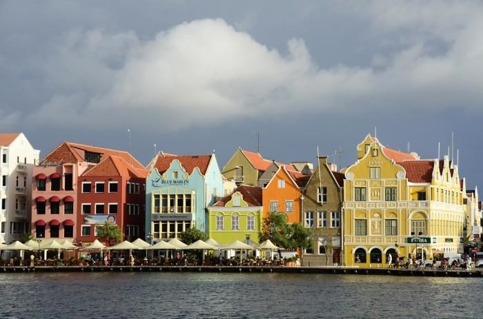 Самые красочные города мира (7 фото)
