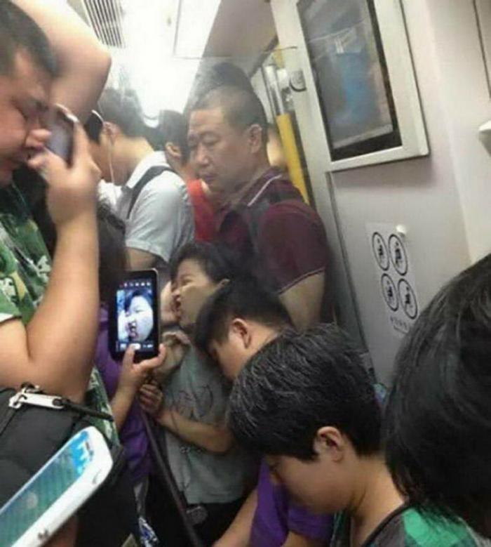 Доказательства того, что Азия — это другой мир (19 фото)