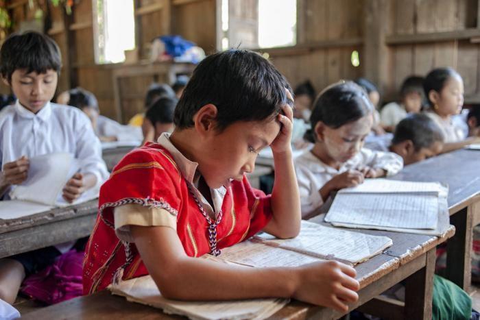 Фотографов спросили, как они видят образование. Они ответили (20 фото)