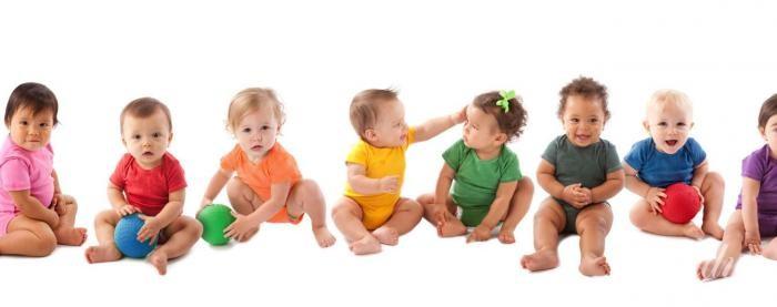 Любопытное о детях (2 фото)