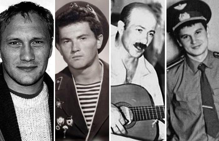 Советские артисты, воевавшие в Афганистане (5 фото)