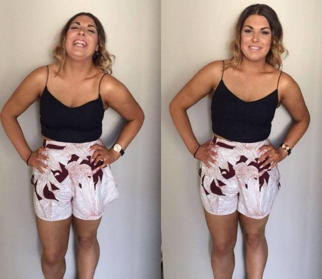Девушка из Австралии узнала, что беременна в день родов (8 фото)