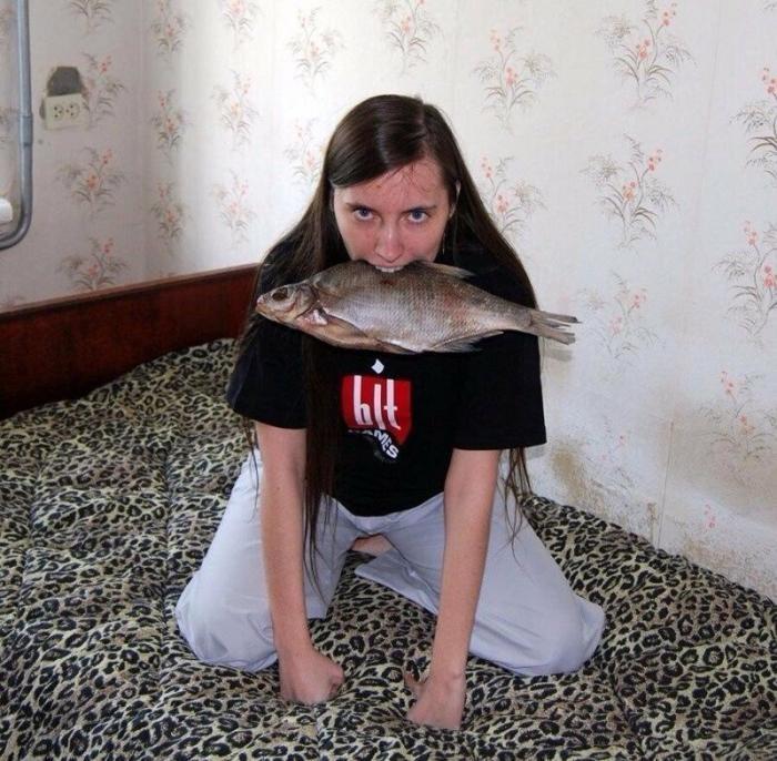 Очень странные фотографии из Интернета (16 фото)