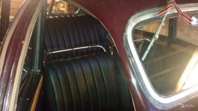 BMW Штирлица из фильма «Семнадцать мгновений весны» продаётся (5 фото)