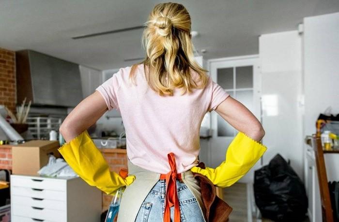 Секреты правильной уборки квартиры (7 фото)