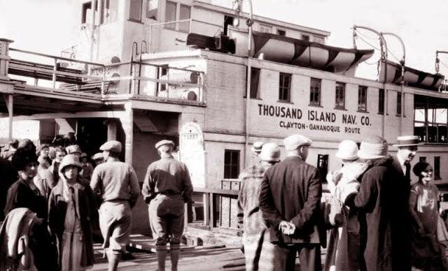 Фотографии Нью-Йорка 1920-х годов (22 фото)