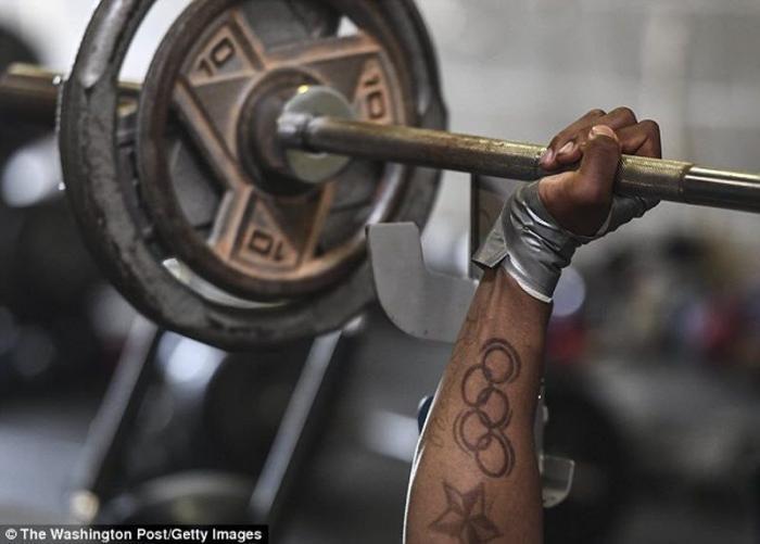 Заметки на теле: неожиданные тату олимпийских спортсменов (26 фото)