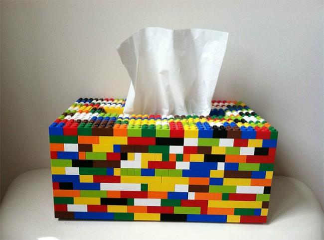 """Необычные поделки из """"Лего"""" которые могут пригодиться в быту (26 фото)"""