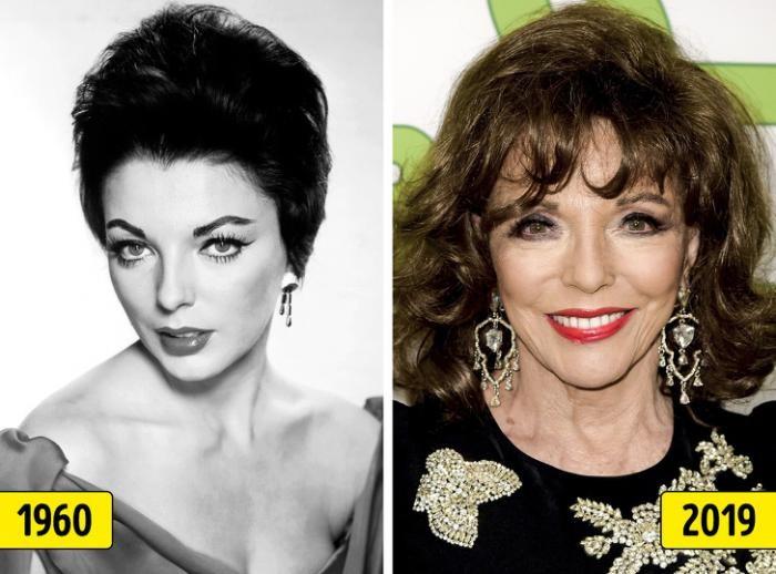 Как выглядят самые привлекательные звезды 1960–1970-х годов (22 фото)