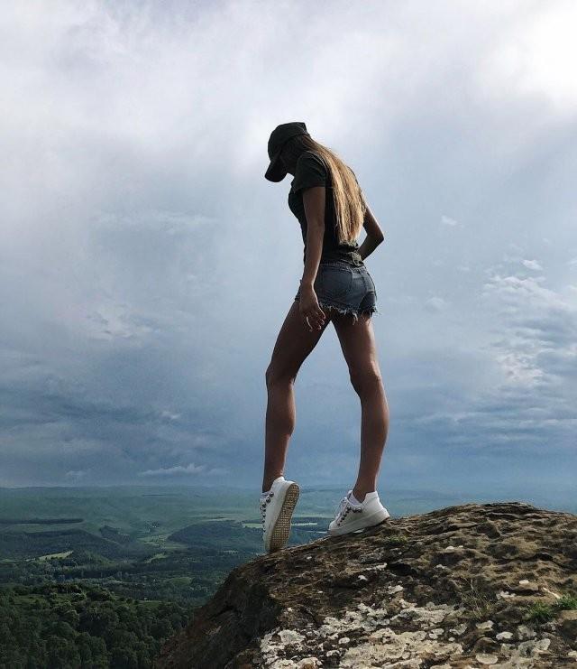 Девушка, которую считают одной из самых красивых спортсменок (17 фото)