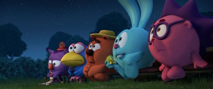 Международный день мультфильмов. Угадай мультик по кадру! (10 фото)