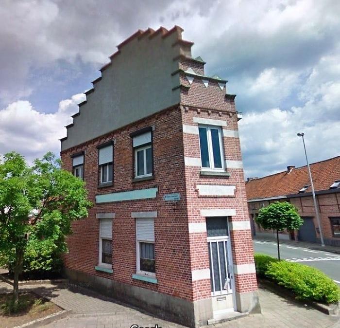 Самые странные дома в Бельгии (20 фото)