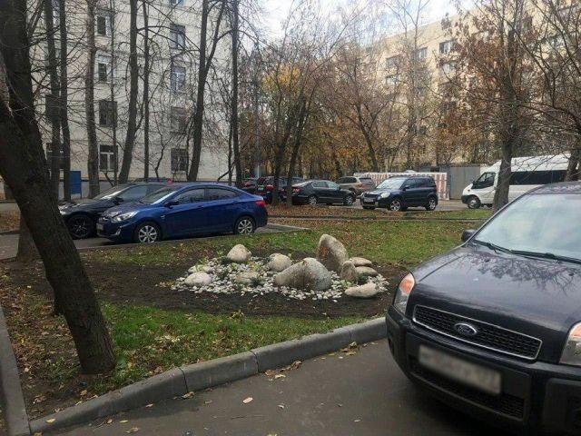 Как прошло благоустройство дворов в районе Филевского парка (4 фото)