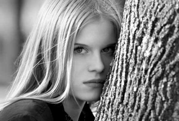 Черно-белая красота (50 фото)