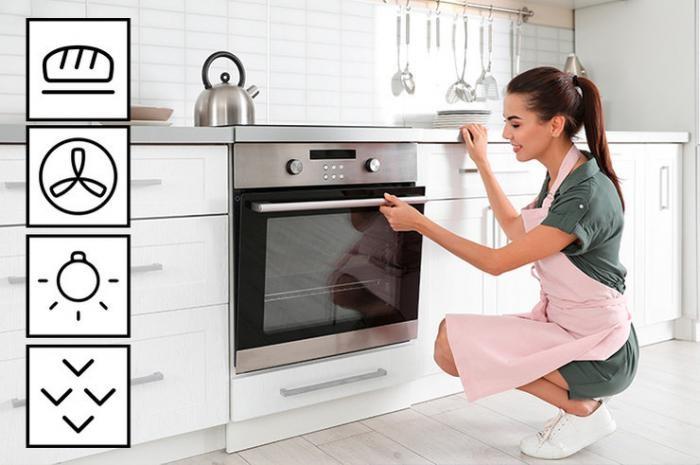Основные правила использования духовки (2 фото)