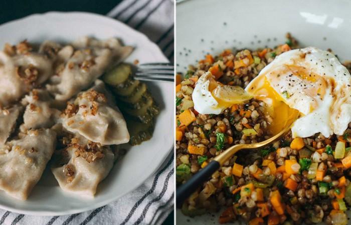 Простые и вкусные блюда из гречки (6 фото)