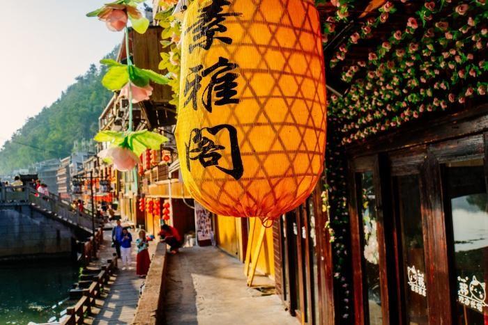 Небанальные причины посетить Китай (6 фото)