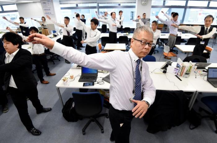 В Японии уже перешли на четырехдневную рабочую неделю (3 фото)