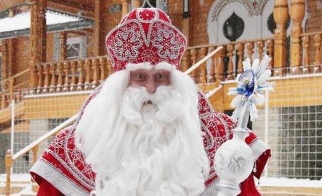 В России выпущена монета в честь Деда Мороза (2 фото)