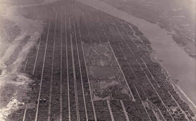 Посмотрите, как похорошел Манхэттен за 88 лет (2 фото)