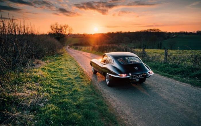 Как британские олдтаймеры отправляются в будущее (11 фото)