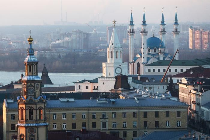 Самые перспективные города России по мнению Forbes (10 фото)