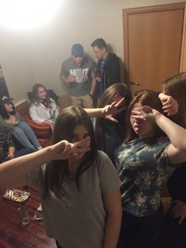 Пьянки, гулянки, вписки (41 фото)