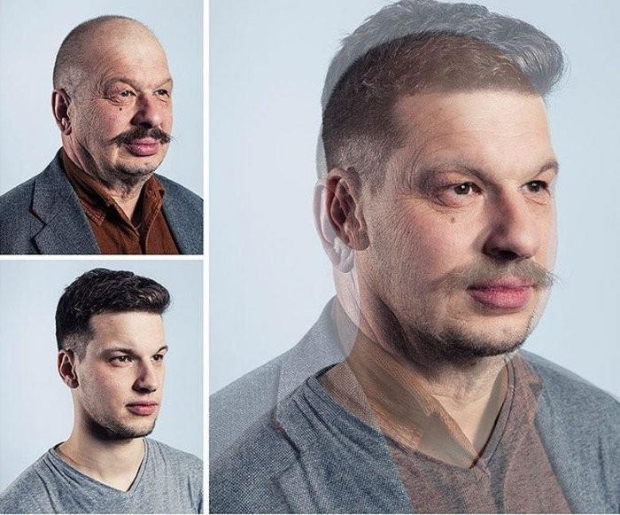 """""""Мальчики и их отцы"""": проект фотографа из Великобритании (12 фото)"""