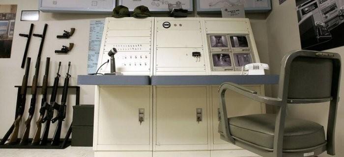 Гринбрайер: секретный бункер для американской элиты (14 фото)