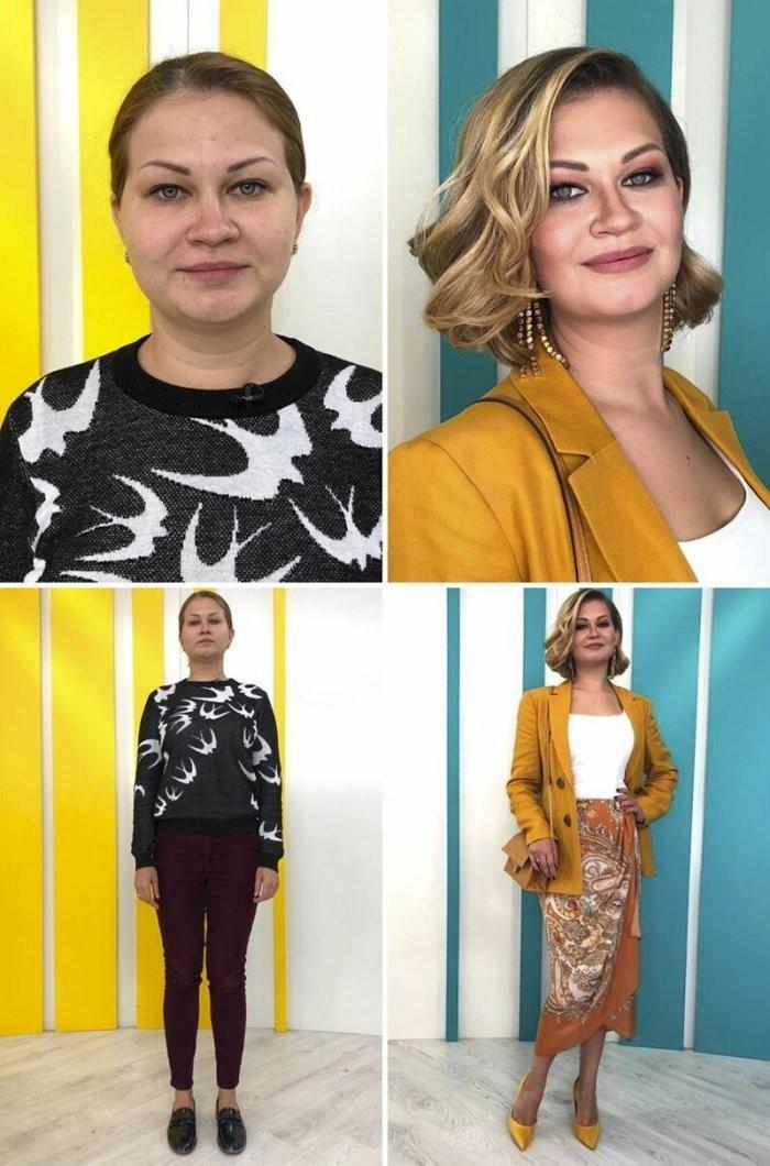 Примеры того, как умеют работать стилисты (24 фото)