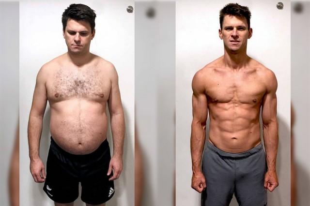 Как изменился бывший наркоман за полгода (4 фото)