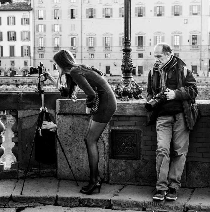 Люди, которых сфотографировали в самый неподходящий момент (17 фото)
