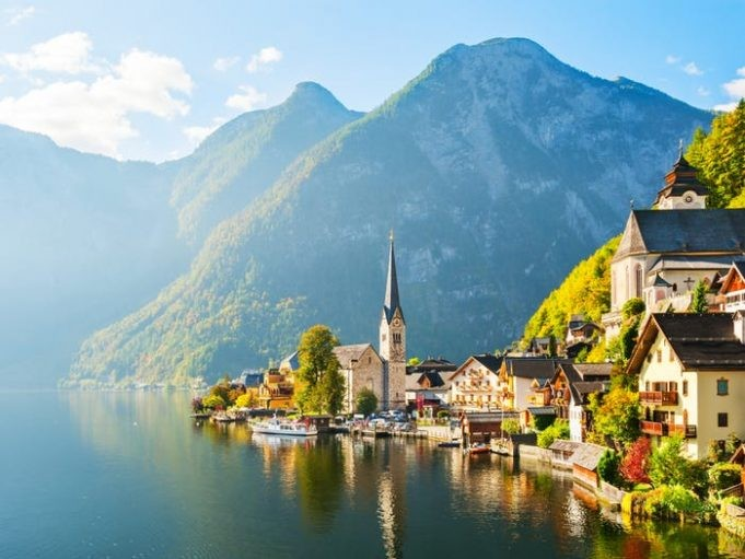 Самые красивые прибрежные города в Европе (7 фото)