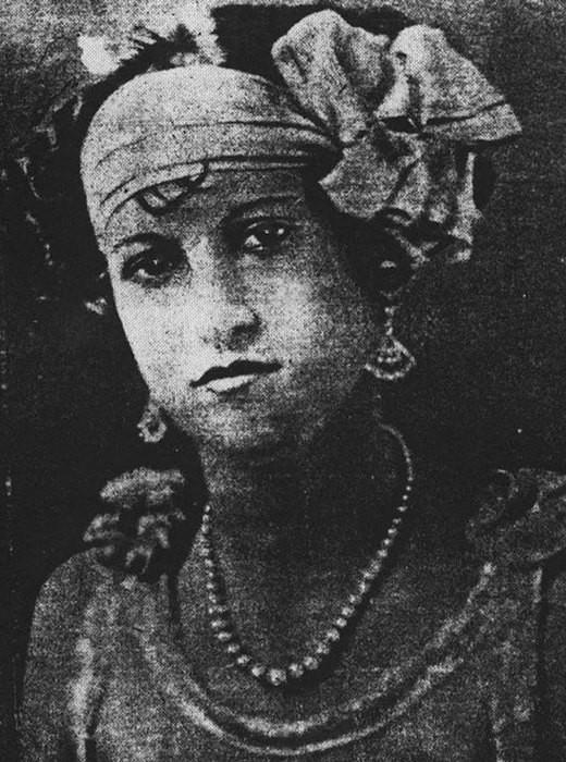 Знаменитые «черные вдовы» в истории (5 фото)
