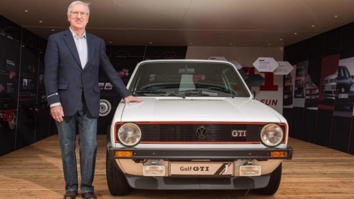 Плед и мяч: женский вклад в создание культового Golf GTI (15 фото)