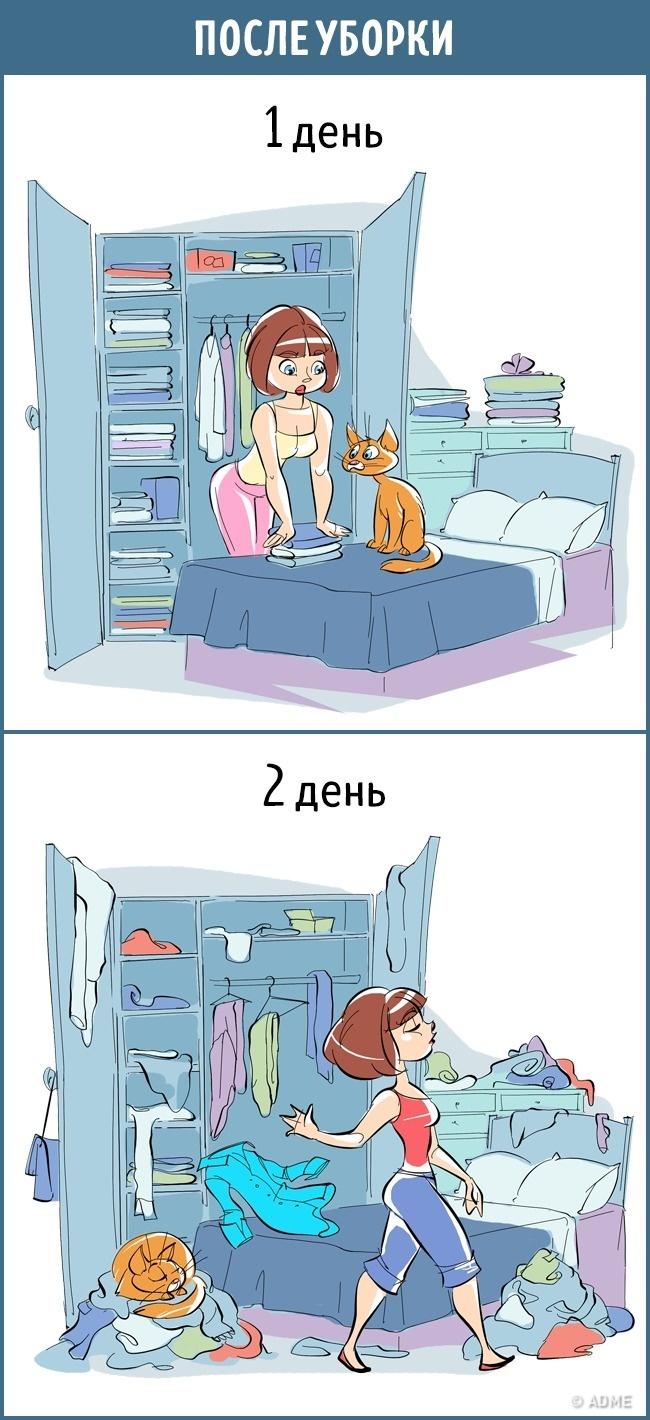 Правдивые комиксы о том, как мы относимся к вещам (11 фото)
