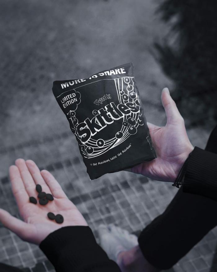Как стильно могут выглядеть обычные вещи в черном исполнении (25 фото)