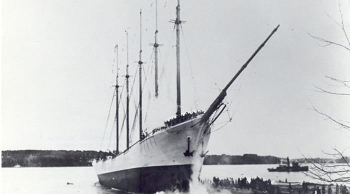 Нераскрытые тайны Бермудского треугольника (7 фото)
