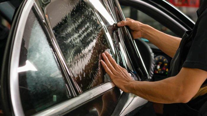 Правила тонировки стекол в автомобиле (6 фото)