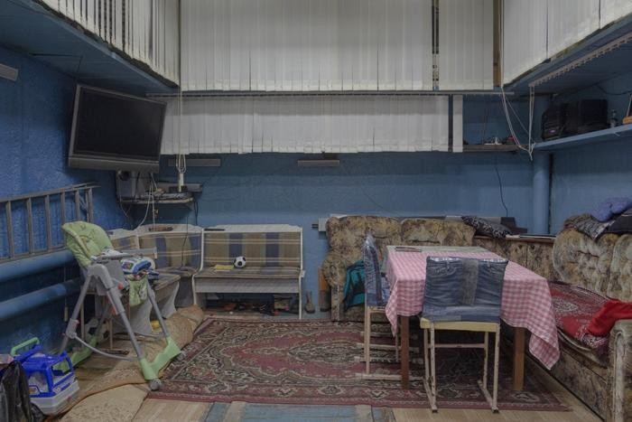 Не гараж, а мини-дворец (19 фото)