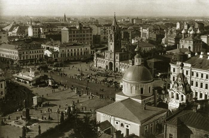 Так выглядела Москва в 1920-х годах (25 фото)