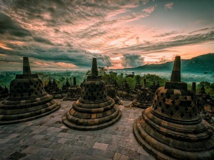 Потрясающие древние руины, которые обязательно стоит увидеть (18 фото)