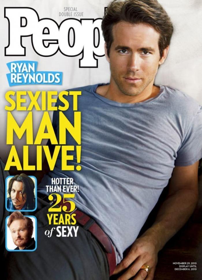 Самые сексуальные мужчины XXI века по версии журнала People (19 фото)