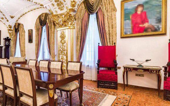 Дирижер Юрий Башмет продает свой дом на Рублевке (4 фото)