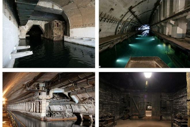 Военные базы, которые запечатаны десятки лет (3 фото)