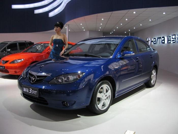 Китайские авто, которые могут скоро исчезнуть с рынка (6 фото)