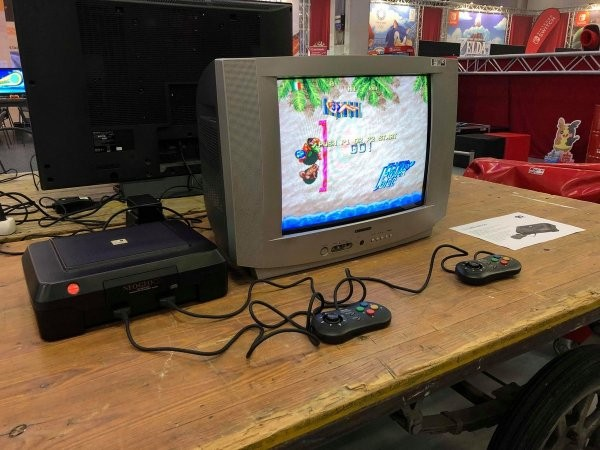 HeroFest -рай для поклонников видеоигр и косплея в Швейцарии (29 фото)